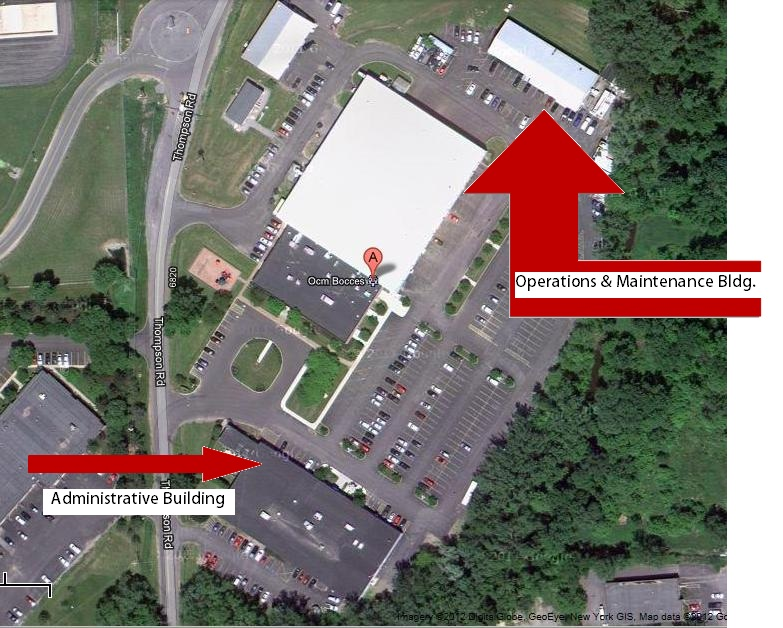 Schenectady County Community College Campus Map.Maps And Directions